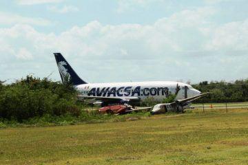 Tras falló de la SCJN ASA se apodera de avión que Aviacsa tenía en Chetumal
