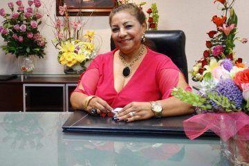 Rosario Ortiz Yeladaqui cumplió un año más de vida
