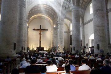 """Concluye la Semana Santa con """"Acción de Gracias"""""""