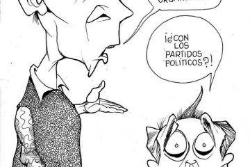 LUY: La solución #caricatura