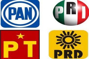 """PRI, PAN, PRD y PT preparan sus respectivos """"ejércitos"""" para cuidar sus votos el 7 de junio"""