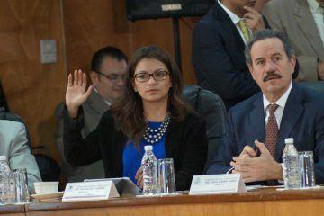 Equidad de género no sólo en política, también en el ámbito judicial, exige la Dip. Lourdes medina Valdés