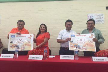 """Cancún se unió a la campaña """"Día Naranja"""""""
