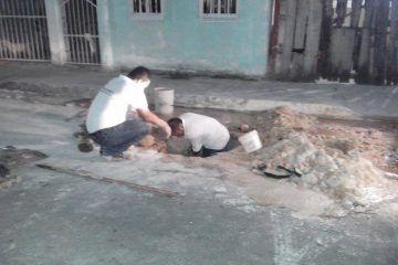 Contribuyen fugas al deficiente servicio de Agua Potable