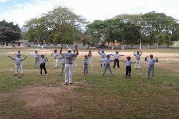 Manatíes con paso perfectoen la Liga Ticuleña de Béisbol