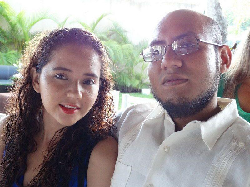 Sonia Mcliberty Novelo y Carlos Góngora Guerrero