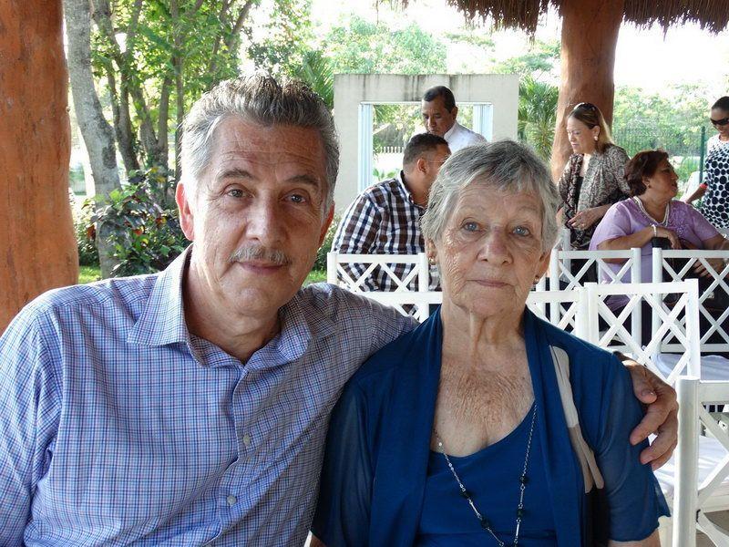 Miguel Salazar Arana y Luz María Arana Ortiz