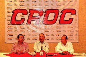"""Dirigente de la CROC rechaza efecto negativo por """"reformas estructurales"""""""