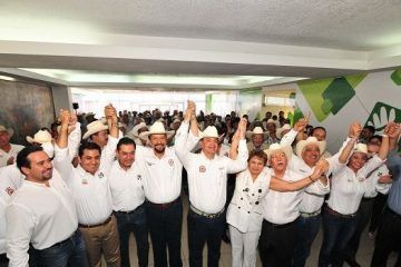 Se Pronuncia El Senador Manuel Cota Jiménez Por La Reordenación De Aserca