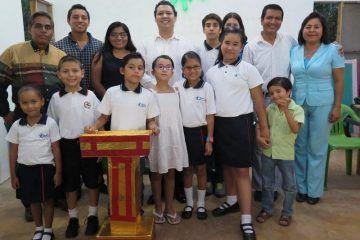 Alumnos de la Bambini Montessori toman la palabra