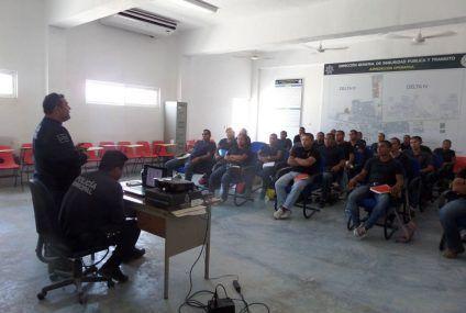 Instruye Mauricio Góngora fortalecer la formación de los elementos de Seguridad Pública