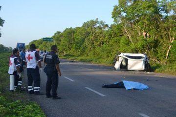 Muere conductor de un March antes de llegar a FCP