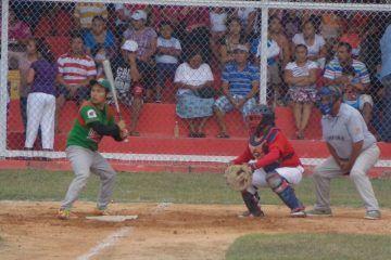Récord de carreras en Liga Campesina de Béisbol, Angeles 57, Escorpiones 5