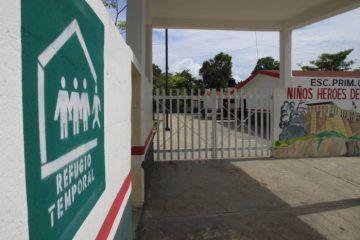 Cerca de mil escuelas servirán como refugio o albergues anticiclónicos en Q. Roo