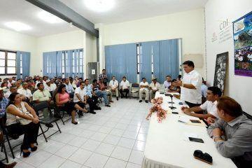 Analizan decreto de creación de la reserva de la biósfera de Sian Ka´an