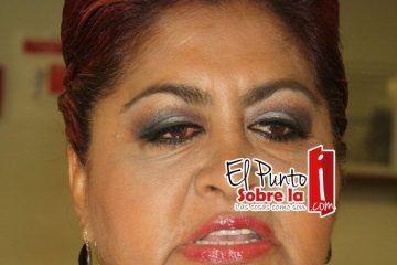 """El poder """"marea"""" a líder del Onmpri-Quintana Roo, Marina González"""