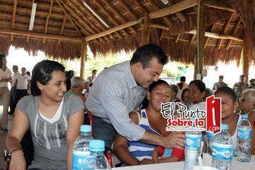 Mauricio Góngora comprometido con los sectores más vulnerables