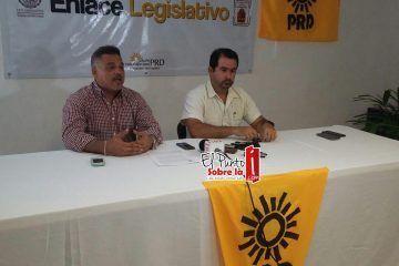 """Al """"banquillo de acusados"""" dirigencia del PRD en Quintana Roo"""