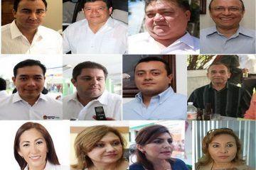 Beto Alonso, Torres Llanes, Pedro Flota y otros más por la silla de OPB