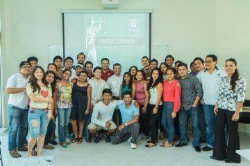 Mauricio Góngora fortalece las relaciones entre alumnos, universidades y dependencias de gobierno
