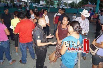 Demasiado tarde? Espinosa Abuxapqui anuncia usar la fuerza para garantizar la seguridad