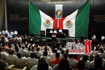 Preparan posible periodo extraordinario de sesiones en el Congreso de Quintana Roo