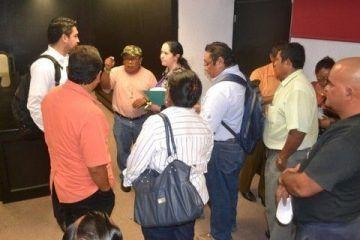 """El consejo ciudadano de Zona Maya """"lambe-botas"""" de la CNDH"""