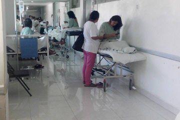 Latente sobre población en Hospital General de Chetumal