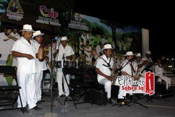 Inician los festejos en honor a San Joaquín en Bacalar