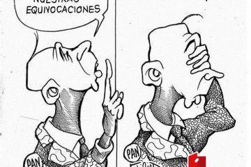 LUY: Apendices #CARICATURA