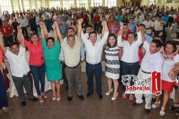 Legislará Chanito Toledo en beneficio de los trabajadores de la CROC