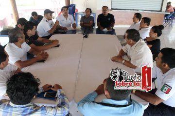 """Comité de Trabajo de """"Temporada Vacacional de Verano de 2015"""""""