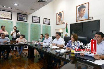 Convoca Diputación Permanente a periodo extraordinario de sesiones