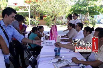 """Segunda jornada de """"Bolsa de Trabajo en tu Comunidad"""", en la colonia 28 de julio"""