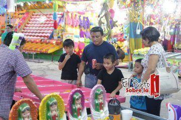 Feria del Carmen 2015 fortalece el tejido social y familiar (FOTOS)