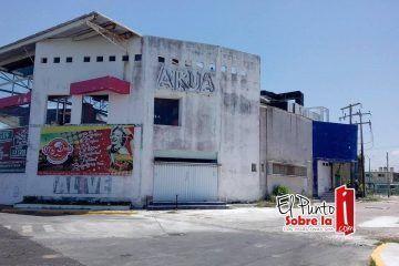 Antares, sumergida en ruinas icono de la disco en Chetumal