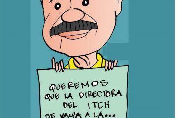 COLINAS: Muy atenta solicitud #caricatura