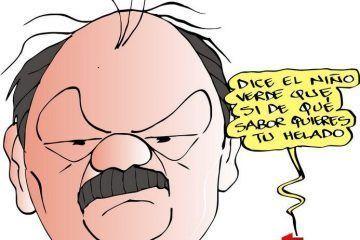 COLINAS: Para empezar #caricatura