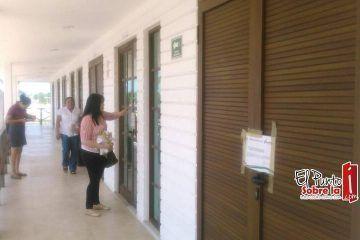 Levantan sellos de clausura de la Universidad Vizcaya