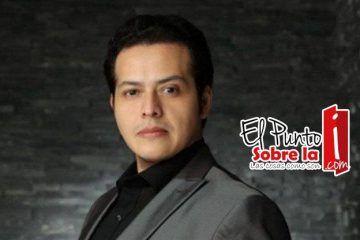 """En exclusiva, desde """"El Punto Sobre la I"""", la canción oficial del Festival de Cultura del Caribe que interpretará el tenor mexicano Joel Montero"""
