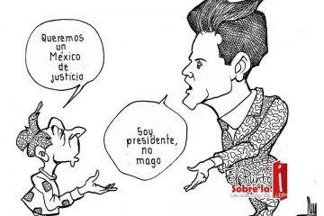 LUY: La verdad #caricatura