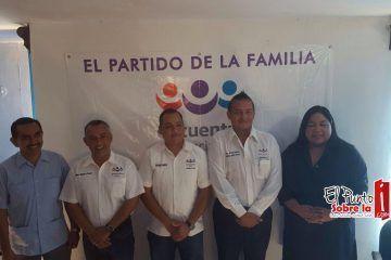 Asume Carlos Mario Villanueva Tenorio dirigencia estatal del PES en Q. Roo
