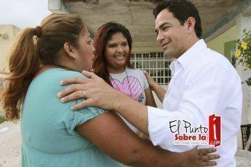 Chanito Toledo legislará para consolidar la igualdad social de los mexicanos
