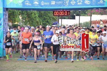 Con Gran Èxito Se Realiza El Primer Medio Maratón 2015 En Bacalar Pueblo Mágico