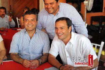 Inusual, inesperada y sospechosa visita de Mauricio Góngora a Presidente Municipal de Cancún, Paul Carrillo