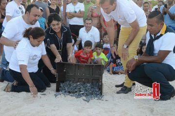 Mauricio Góngora comprometido con el cuidado del medio ambiente