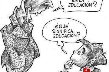 LUY: Midiendo niveles #caricatura