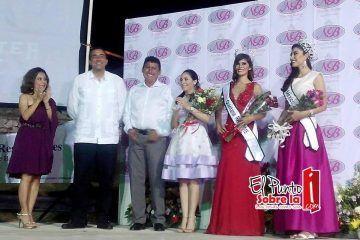 Coronan a Nuestra Belleza Quintana Roo en Bacalar