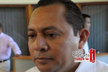 Román Quiam Alcocer secretario de Desarrollo Social e Indígena (Sedesi)