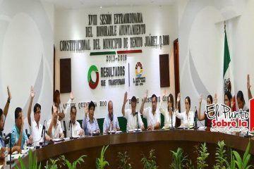 Cabildo da los primeros pasos para concesionar la creación de 864 paraderos de autobús Cancún